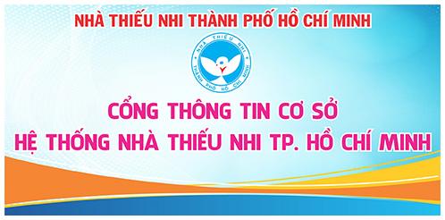 Cổng thông tin hệ thống Nhà Thiếu nhi TP. Hồ Chí Minh